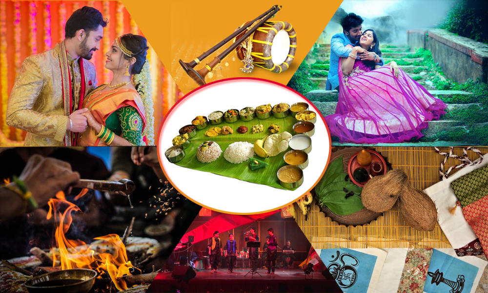 om sakthi catering wedding planners service